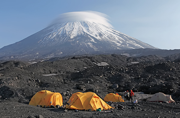 Climbing Kamchatka volcanoes - frequently asked questions