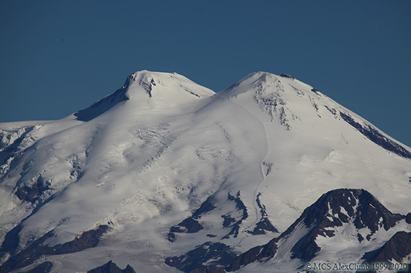 Difficulties of climbing Mount Elbrus