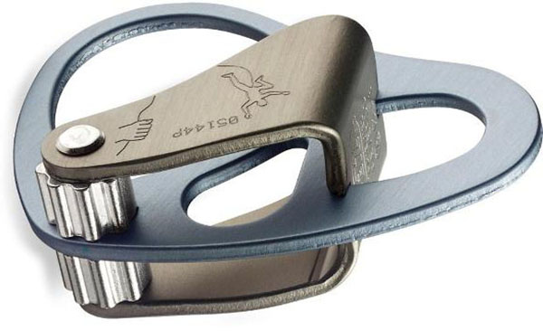 Belay device Petzl Riverso