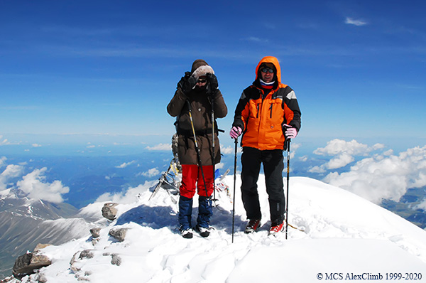 Clothing for Elbrus-4