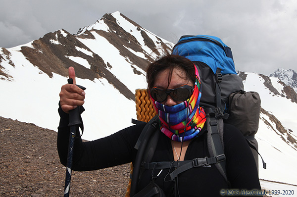 Clothing for Elbrus-3