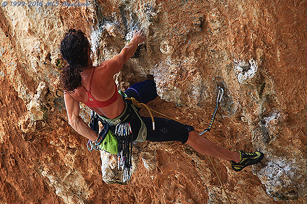 What is rockclimbing and what is the need for climbing rocks?